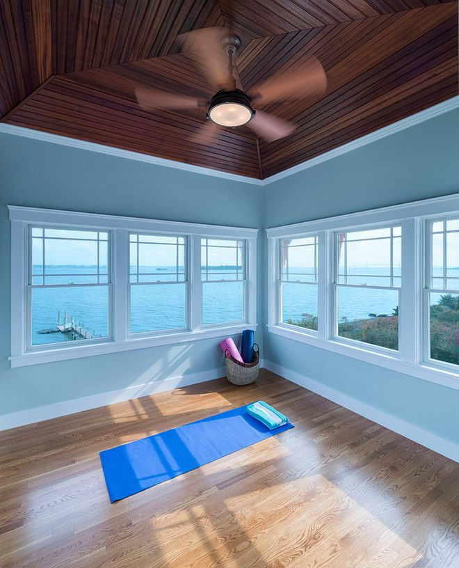 Home Yoga Studio Design Ideas: Top 25 Ideas About Yoga Rooms On Pinterest