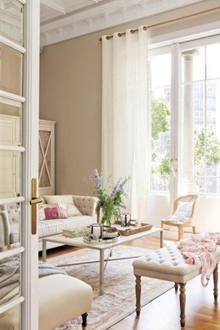 Fancy chairs fancy cardboard chairson home interior design ideas with - The Pale Color Palette Offers A Spacious Beautiful Breezy Feel Perfect For A Girly Hamptons Home