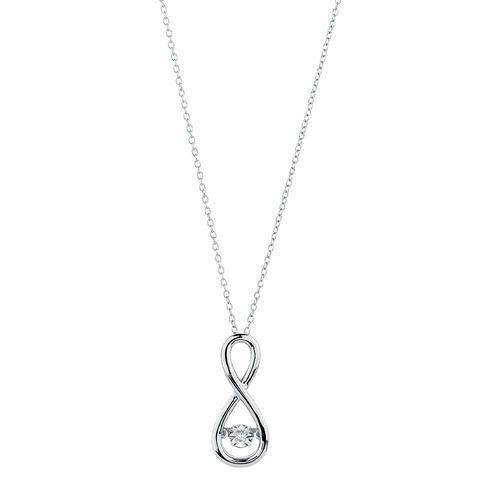 Tullula Large Diamante Cross Necklace The Fashion Bible tPJHXg