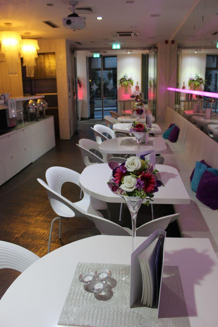 Breakfast area  #hotelluxesplit #hotel #luxe #boutique #design #split #croatia #travel #traveling #explore