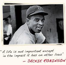 Jackie Robinson – Breaking Baseball's Color Barrier