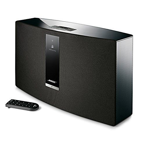 Bose-SoundTouch-30-Series-III-Wireless-Music-System-Black