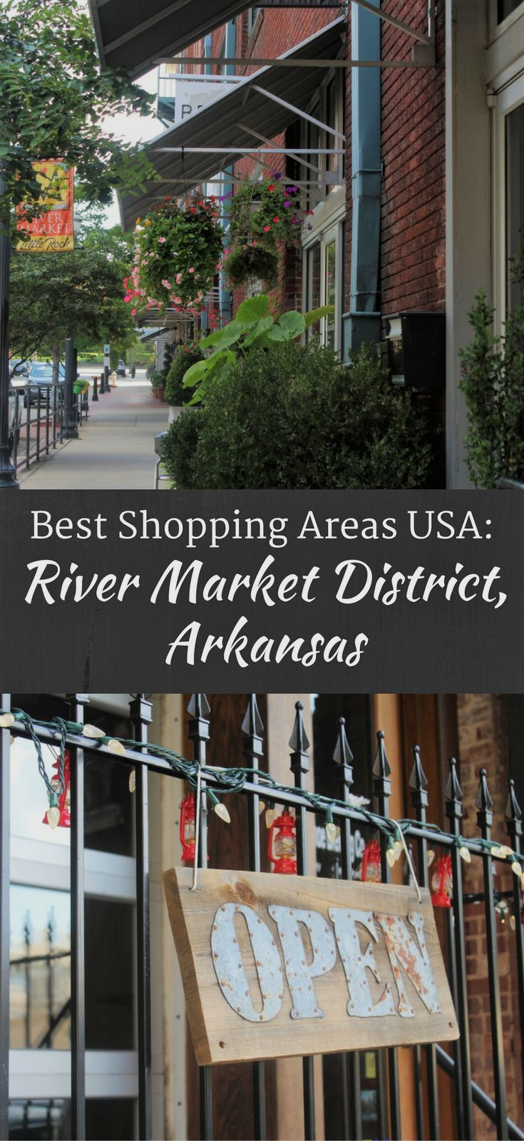 The River Market District is one of the top things to do in Little Rock, Arkansas. This guide focuses on what to see, where to eat, and where to shop till you drop (of course).
