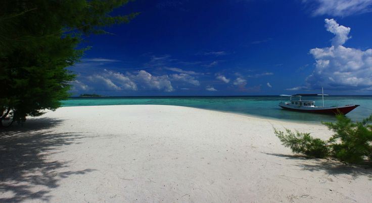 Geleang Island, Karimunjawa National Park, Karimun Jawa Islands | Central Java - Indonesia    By: Wisnu Yuwandono