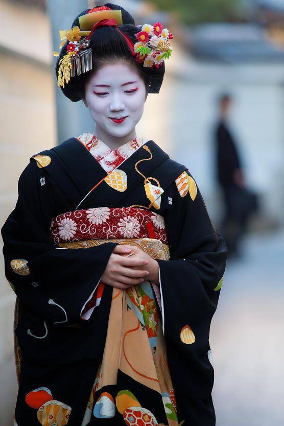 Katsuna during Shigyoushiki
