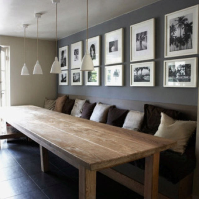 1000+ Ideas About Wall Bench On Pinterest