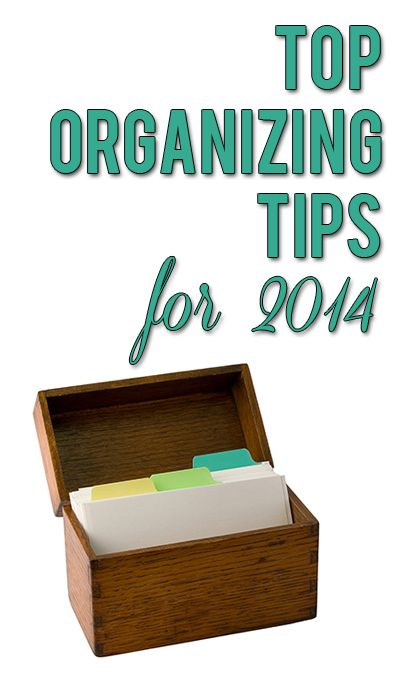 Best organizing tips from top home bloggers!