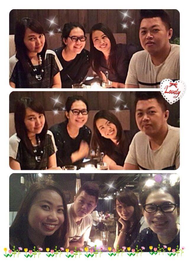 Great dinner with great friends @Kaffeine