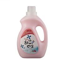 하얀마음 섬유유연제 핑크-벨벳루비
