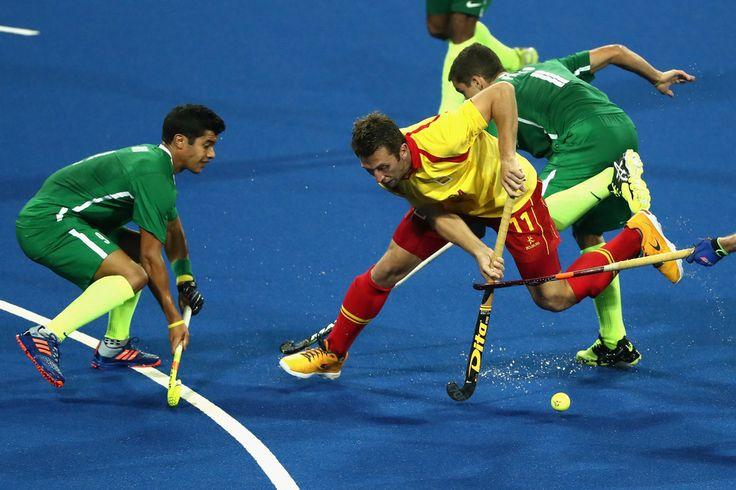 DAY 1:  Field Hockey - Brazil vs Spain