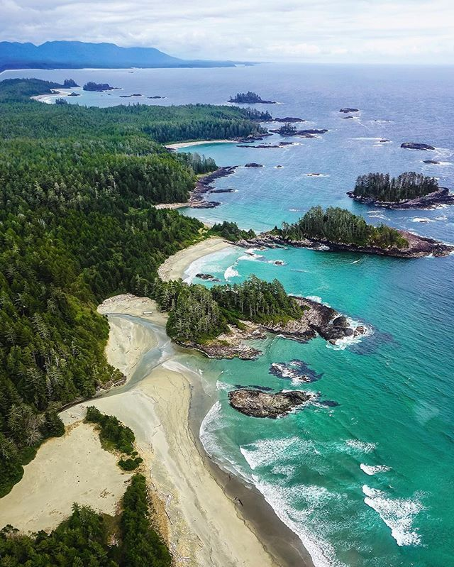 Vancouver Bc Beaches: Best Vacation Spots, Tofino Vancouver Island