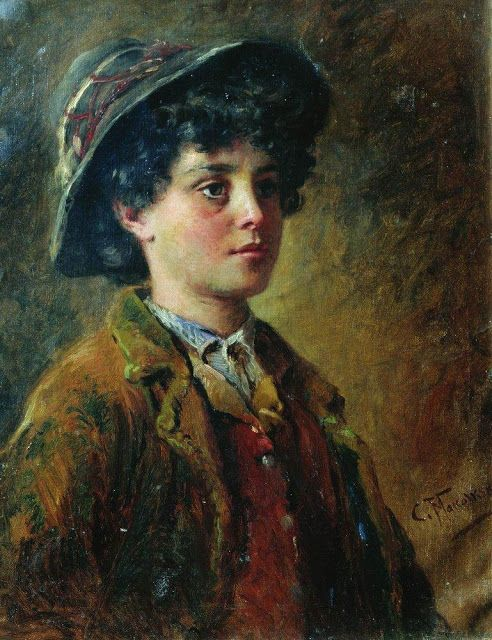 Πορτρέτο ενός παιδιού από την Ιταλία