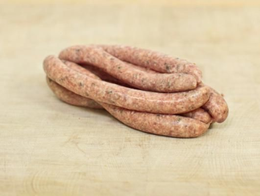 Herby Chipolata Pork Sausages