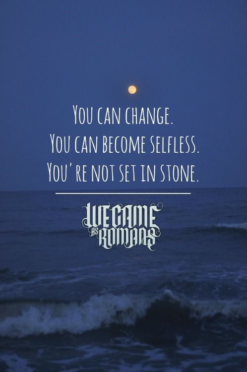untitled-fairmount:  We Came As Romans - Hope