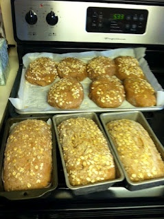 Cheesecake Factory Honey Whole Wheat Bread-yummy and pretty easy!