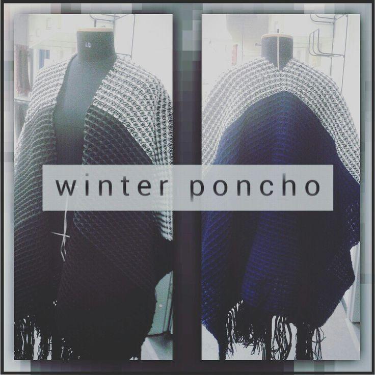 My desing poncho