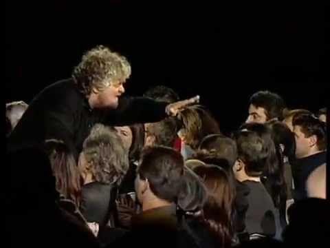 RESET - Beppe Grillo spettacolo completo