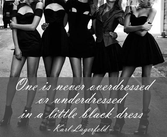 Black dress quotes pinterest everything diy