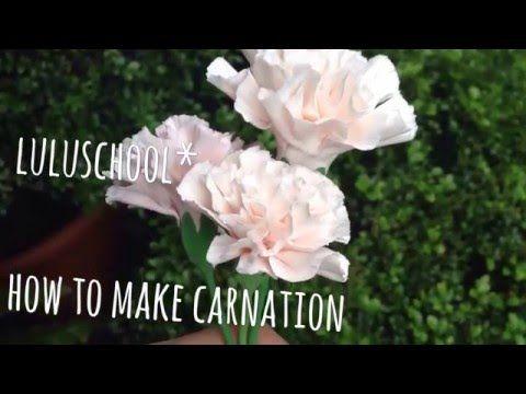 Luluschool*手做黏土-花圈組合教學coming soon - YouTube