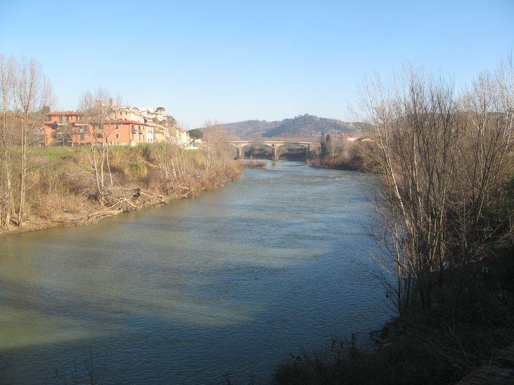 L' Arno dalla Massette