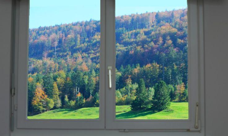 Autumn window - Őszi ablak kép