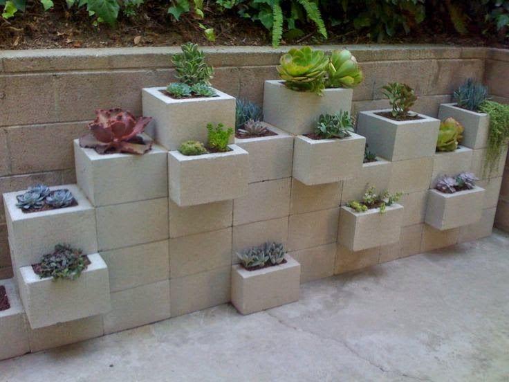 Design CraftCome utilizzare i blocchi di cemento?
