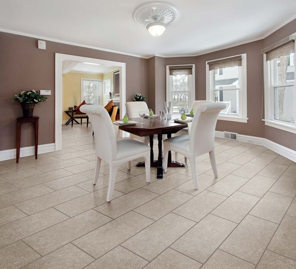Vinyl Flooring Ideas For Kitchen Google Search: Duraceramic Vista Glacier - Google Search