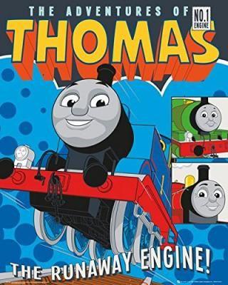 Tuomas Veturi minijuliste - Runaway engine, Tuomas Veturi, Tuomas Veturi legot, Tuomas Veturi junat   Leikisti-verkkokauppa