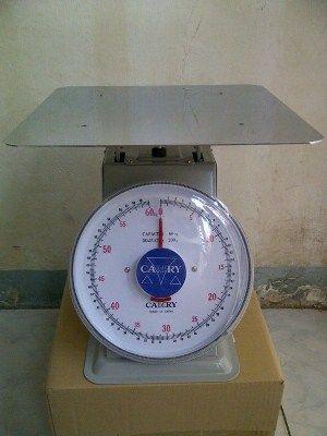 Harga Timbangan Manual , Camry 30 Kg,60 Kg, Pan size 32 cm x 32 cm, Harga ...
