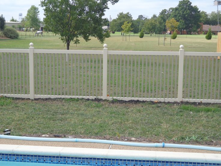 257 Best Images About Vinyl Fence On Pinterest