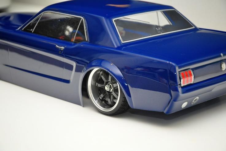 Rc Drift Mustang Tamiya Chassis Rc Cars Pinterest Rc