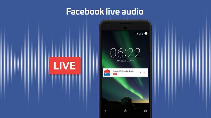 Facebook'ta Radyo Yayını Devri Başlıyor!