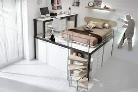 Décor de Maison / Décoration Chambre: Lits superposés modernes pour les chambres…
