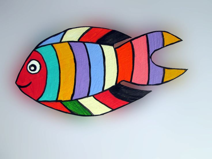 Imãs de geladeira - Peixes 028 / Magnets - Fishes 028