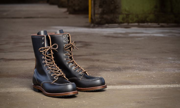 MEET THE HUNTSMAN – RED WING'S 110-YEAR ANNIVERSARY BOOT