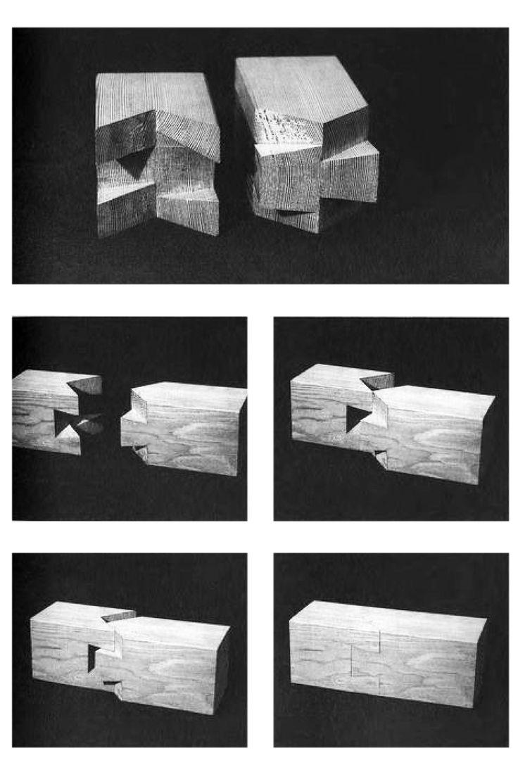 Galería - En Detalle: Especial / Los ensambles de madera en la arquitectura japonesa tradicional - 10