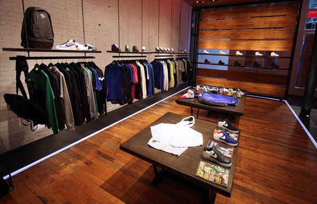 The Best Sneaker Boutiques in NYC