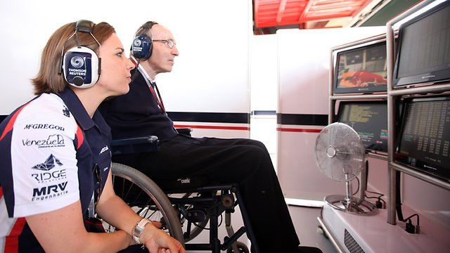 Williams F1 founder's daughter Claire Williams promoted to deputy team principal