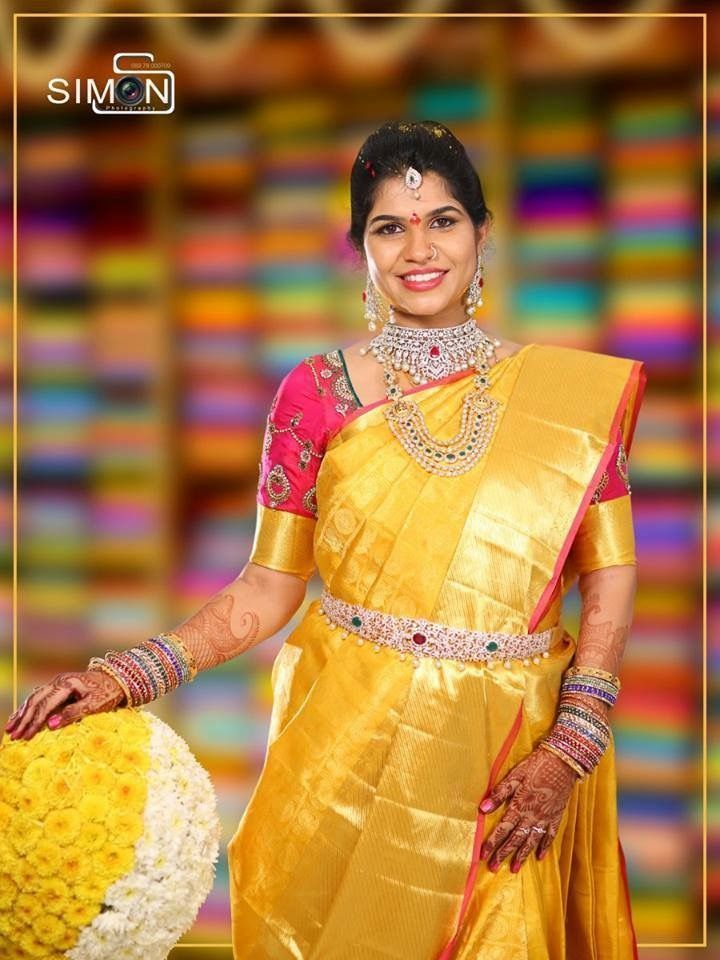 [Click on the photo to book your wedding photographer] South Indian Brides Tamil Brides, Telugu Brides, Malyalee Brides, South Asian Brides Curated By Best Indian Candid & Destination Wedding Photography: Magica