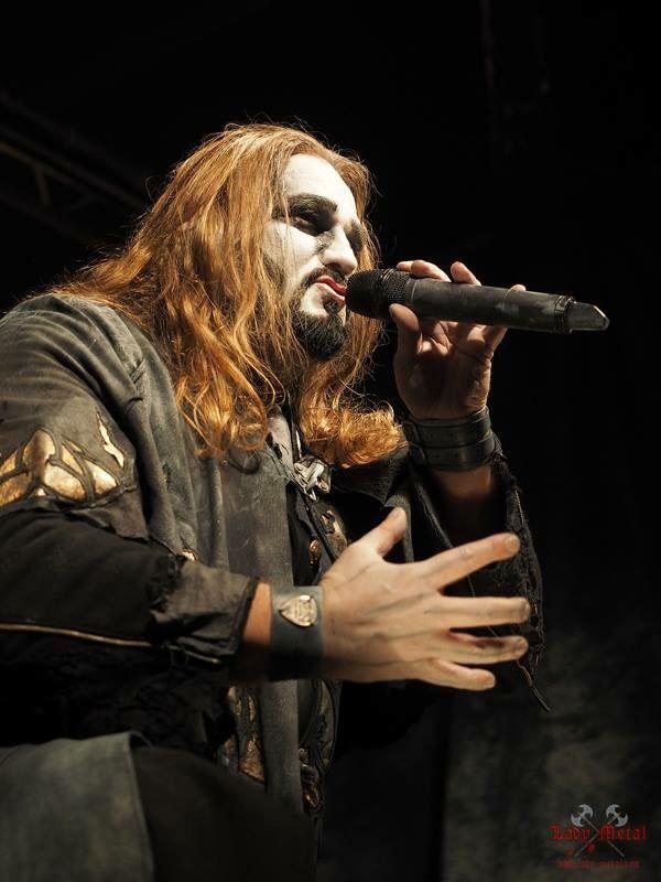 Powerwolf - Attila Dorn