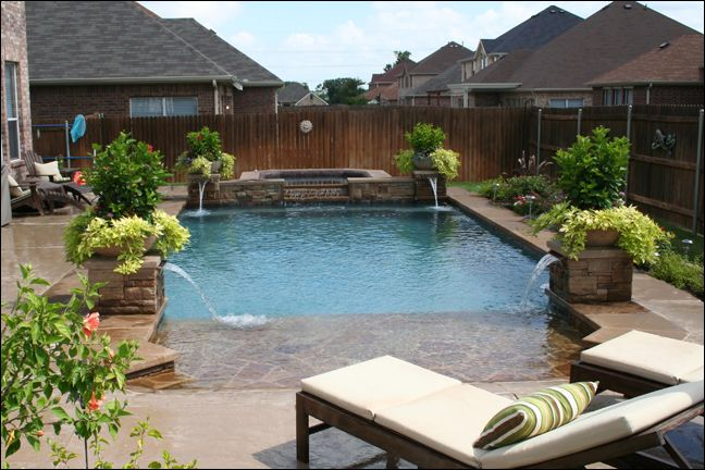 Our dream pool!!