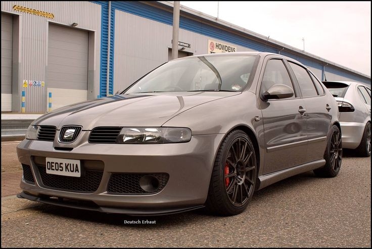 2005 SEAT Leon Cupra R '1.8 Turbo', owned by Erdal Enver