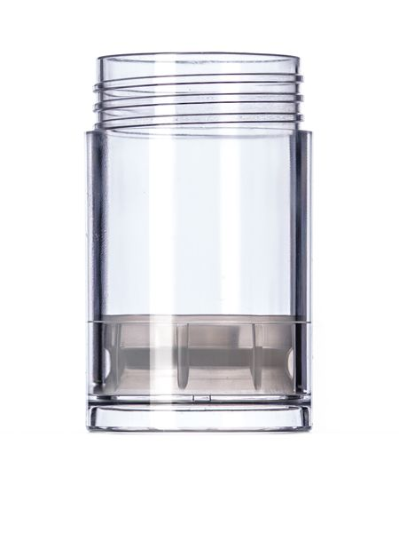 1 oz Clear Push-Up Deodorant Container : Deodorant Containers