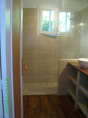 Ma petite douche une autre vue montrez nous votre for Petites betes dans la salle de bain