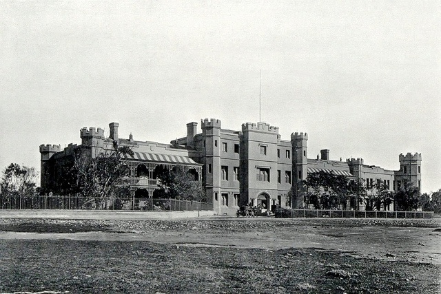 Somerset Hospital c1890
