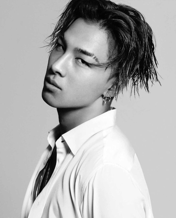 Big Bang Taeyang - Grazia Magazine June Issue '15