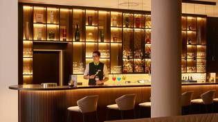 Hotelbar im H+ Hotel Limes-Thermen Aalen