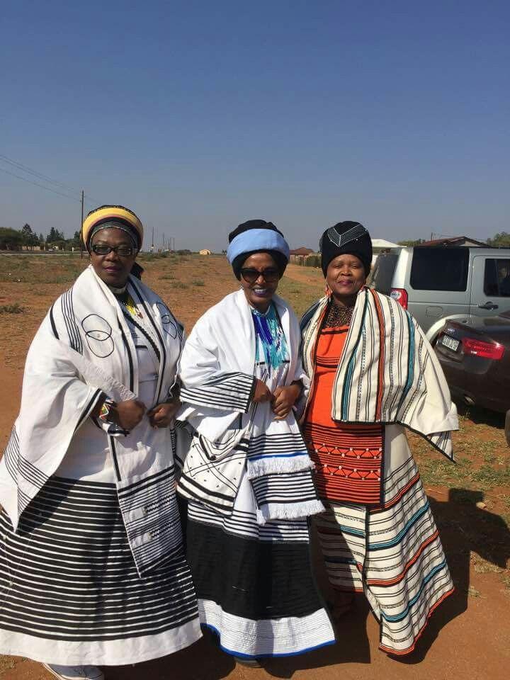 Proud of being Xhosa!!!Damn  we look Good!