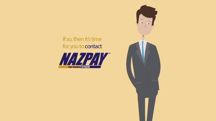 Nazpay Inc. Your Solution to Payroll
