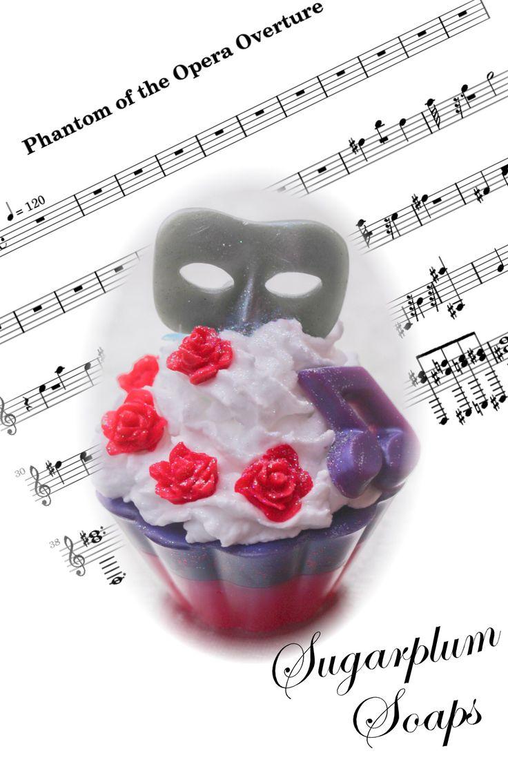 Phantom of the Opera inspired